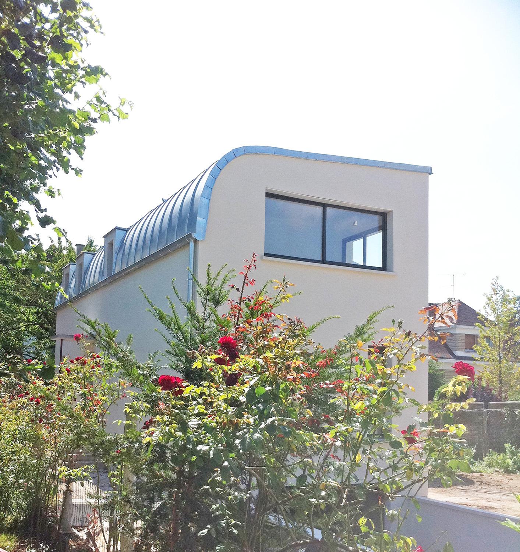 Image Principale - Villa en L à Croissy-sur-Seine