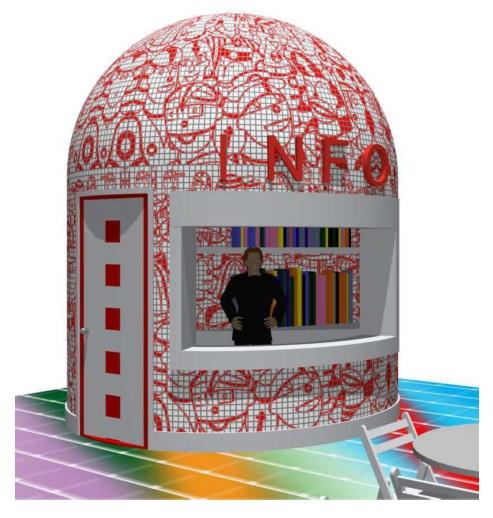 Image Principale - Stand pour un fabricant de carrelage