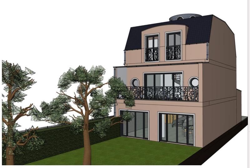 Image Principale - Villa à Croissy sur Seine