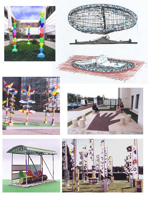 Image Principale - Art Public BUSSY-SAINT-GEORGES
