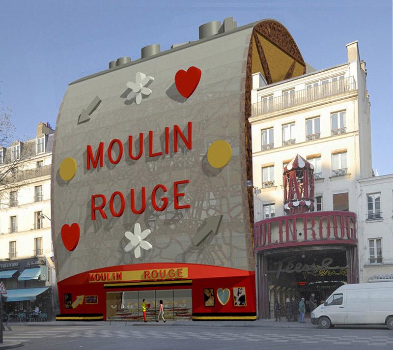 Image Principale - Centre de danse du Moulin Rouge