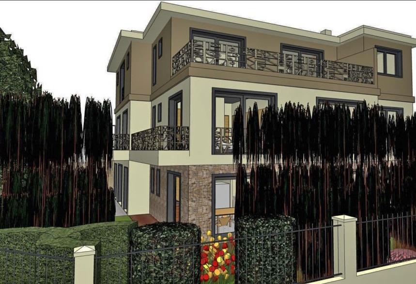 Image Principale - Deux maisons accolées à Chatou