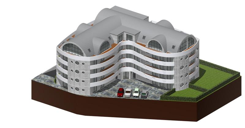 Image Principale - Immeuble collectif à La Rochelle