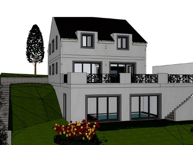 Image Principale - Maison individuelle à Aulnay