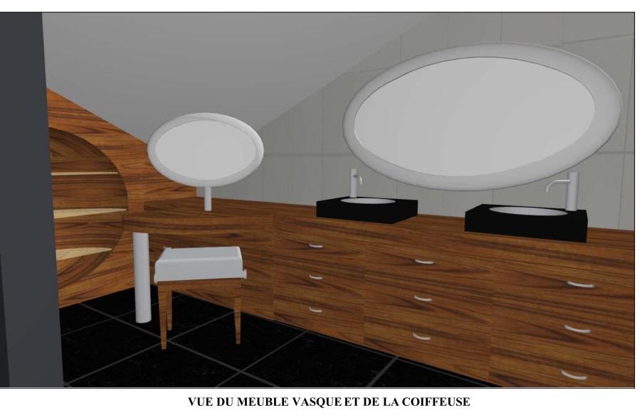 Image Principale - Aménagement d'une salle de bain dans des combles