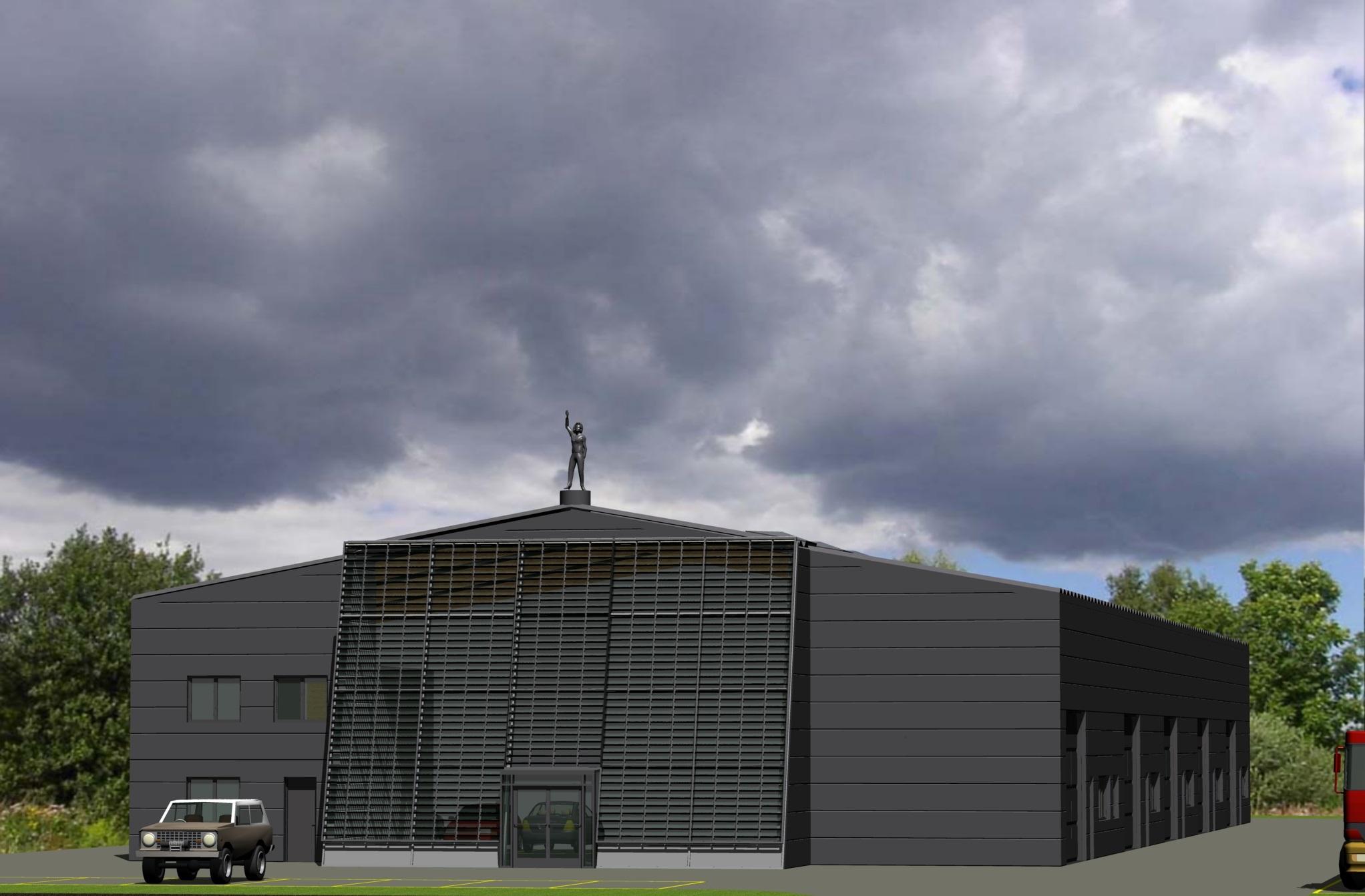Image Principale - Entrepôt à Bazainville