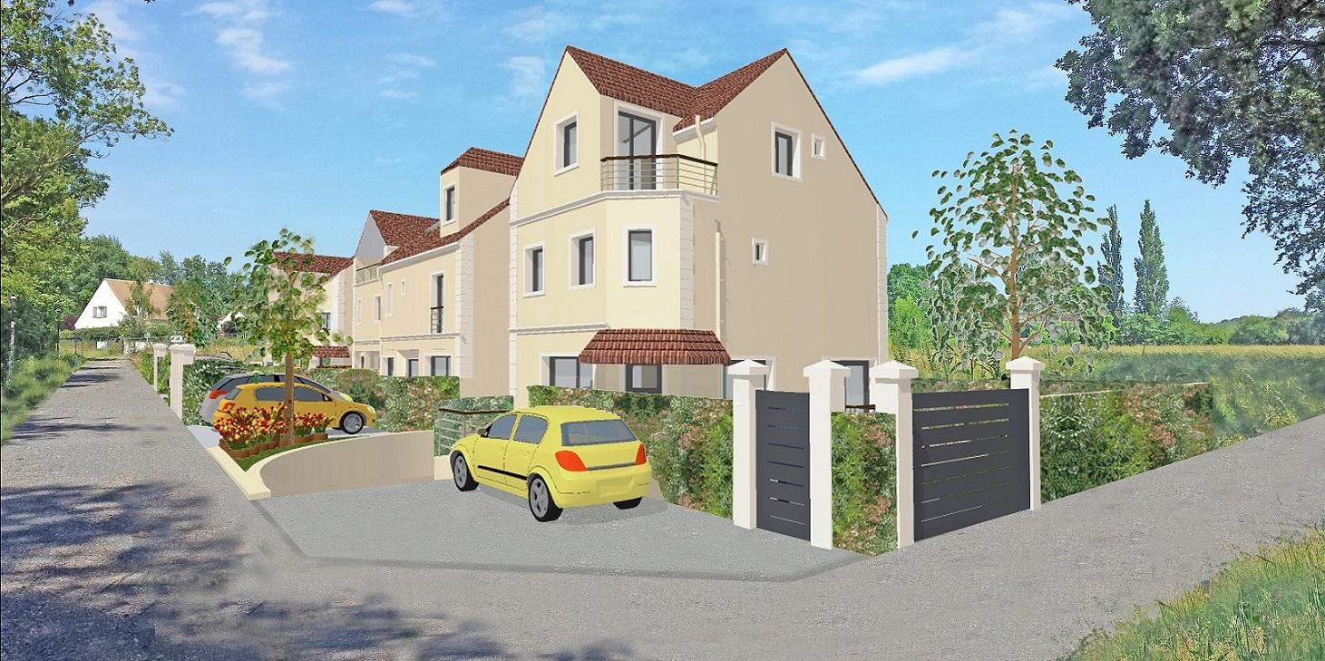 Image Principale - 2 maisons à Autouillet
