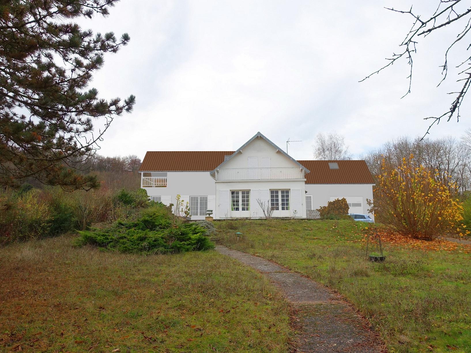 Image Principale - Extension à Aulnay-sur-Mauldre