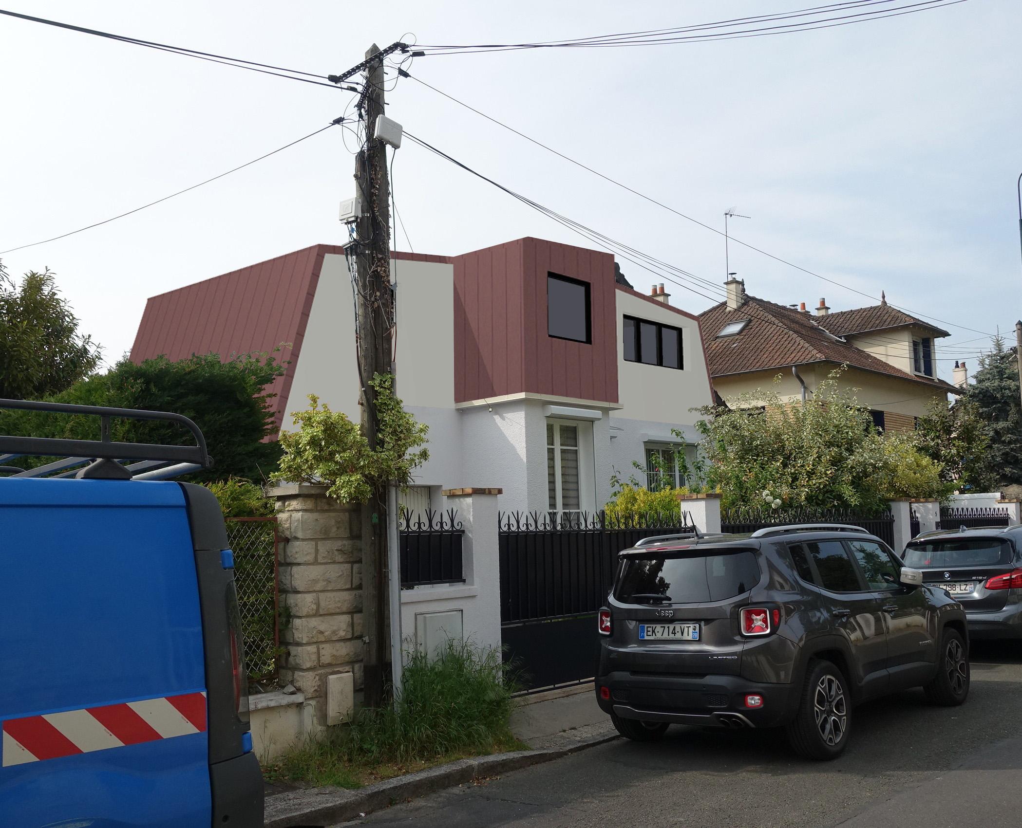 Image Principale - Surelevation E à Croissy-sur-Seine